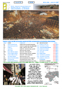 RIOSA Newsletter 2004.04.01