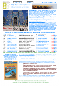 RIOSA Newsletter 2004.07.01