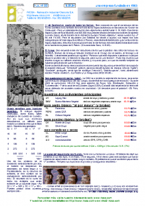 RIOSA Newsletter 2004-09-09