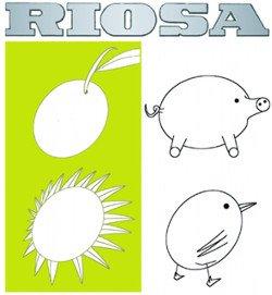RIOSA логотип