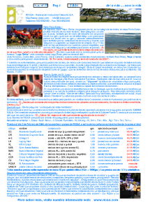 RIOSA Newsletter 2004-02-02