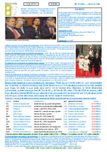 RIOSA Newsletter 2004-05-01