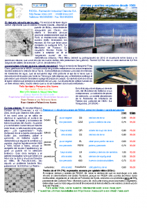 Newsletter RIOSA 2005-01-01