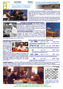 RIOSA Newsletter 2005-04-01