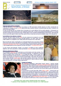 RIOSA Newsletter 2005-10-01