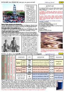 Информационный бюллетень RIOSA 2003-09-01