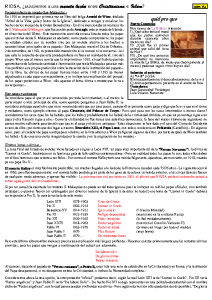 RIOSA Newsletter 2003.05.07