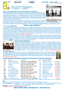 RIOSA Newsletter 2003.12.01