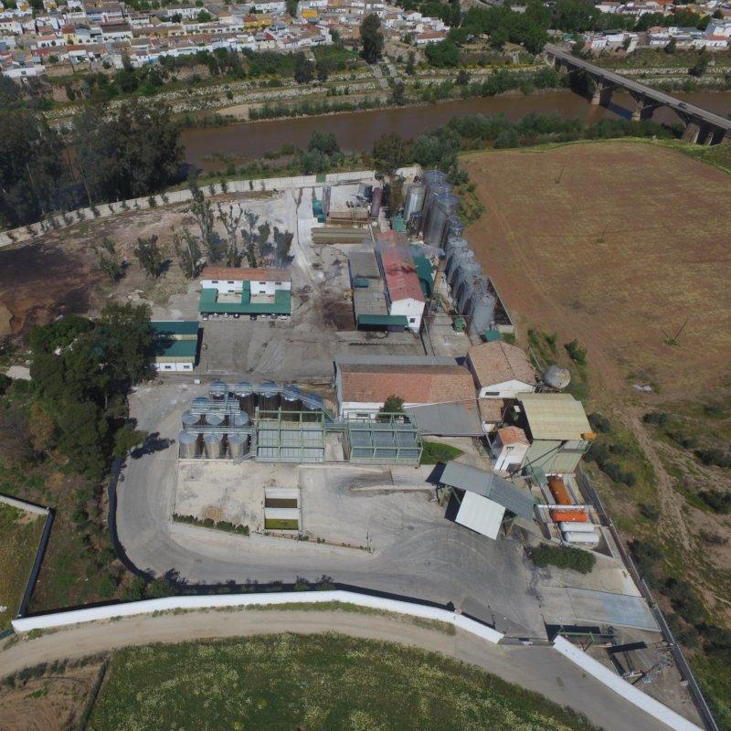 RIOSA-antennezichtinstallatie
